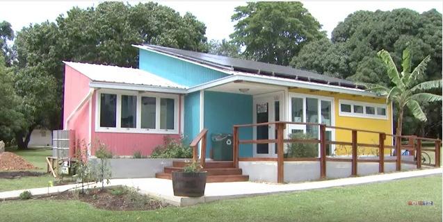 Estudiantes del RUM celebran Open House en Casa Solar